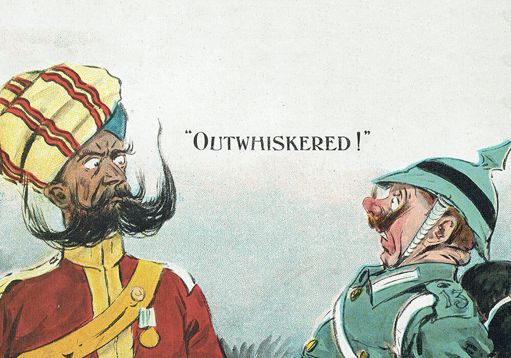 Outwhiskered