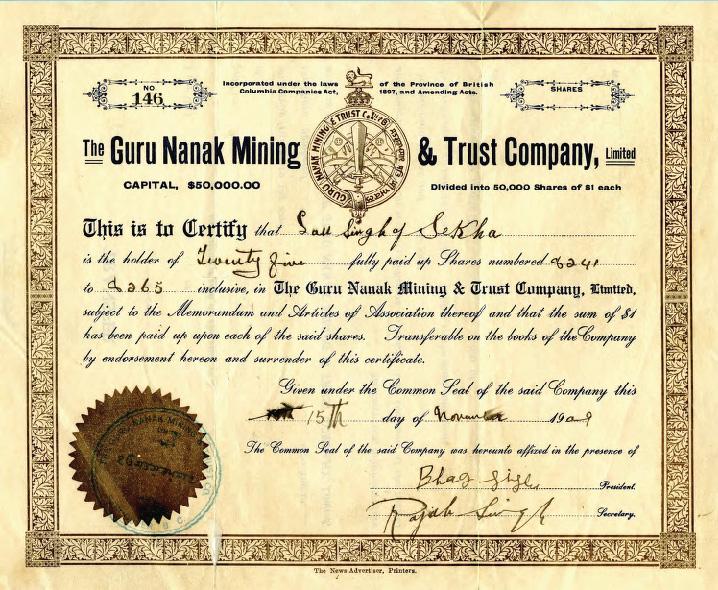 SikhTimeline_1909